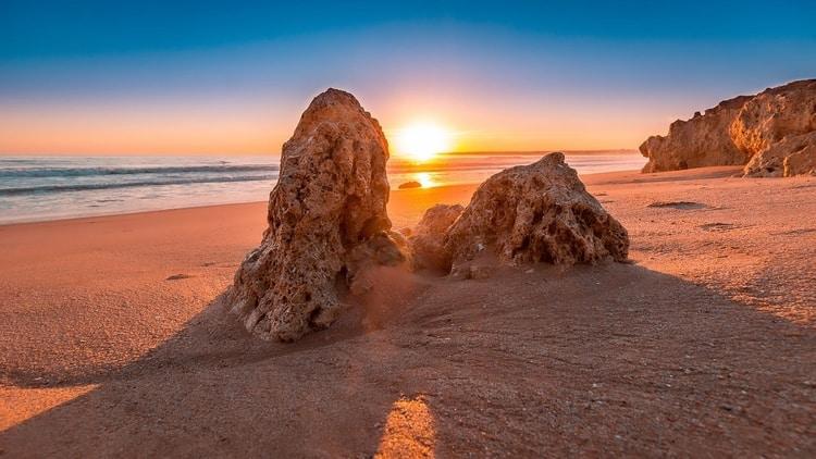 Zonvakantie in oktober naar de Algarve