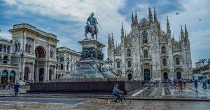Bezienswaardigheden tijdens een stedentrip Milaan