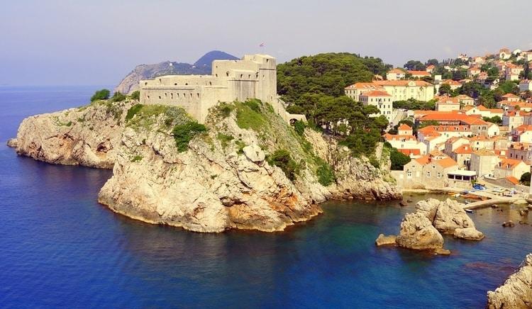 Fort Lovrijenak Dubrovnik