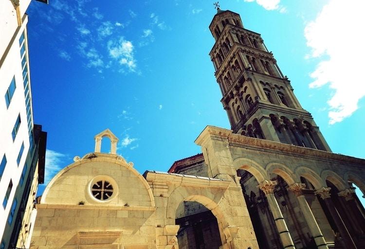 Diocletianus Kathedraal Split