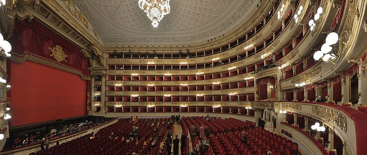 La Scala Milaan