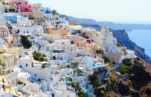Mooiste plekken Griekenlan: Santorini