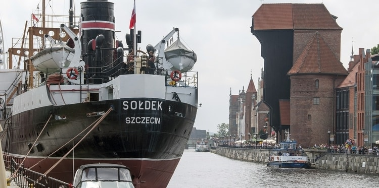 Haven van Gdansk