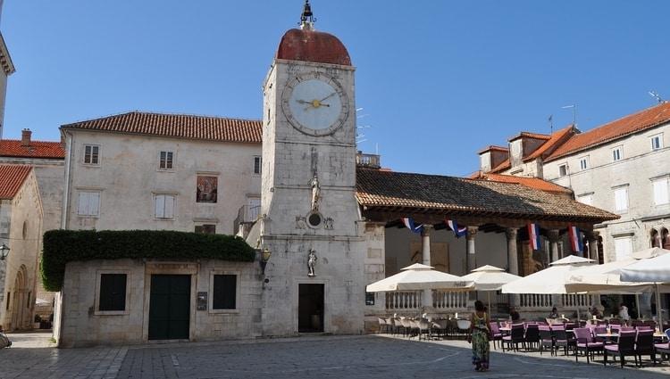 Klokkentoren van Trogir