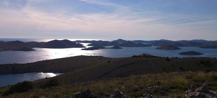 Kornati eilanden Zadar