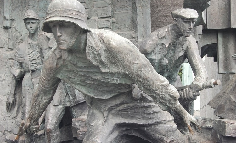 Monument van Warschau 2