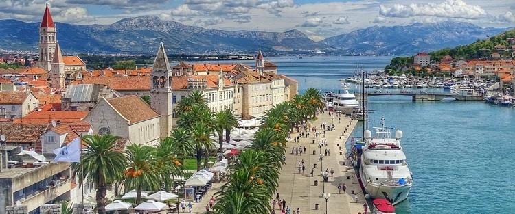 Vakantie Trogir Kroatië