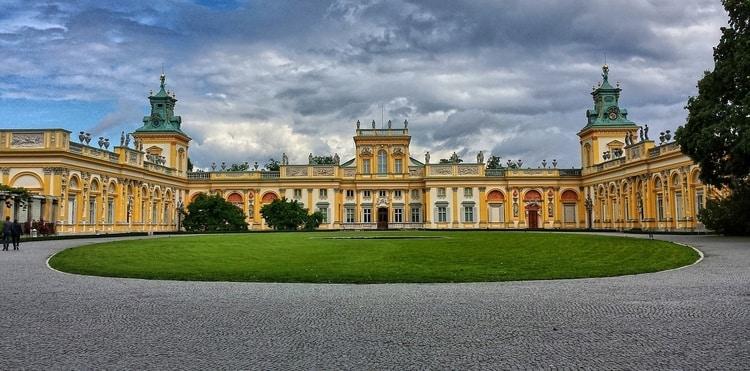 Wilanów paleis Warschau