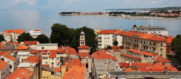 Zadar Kroatië