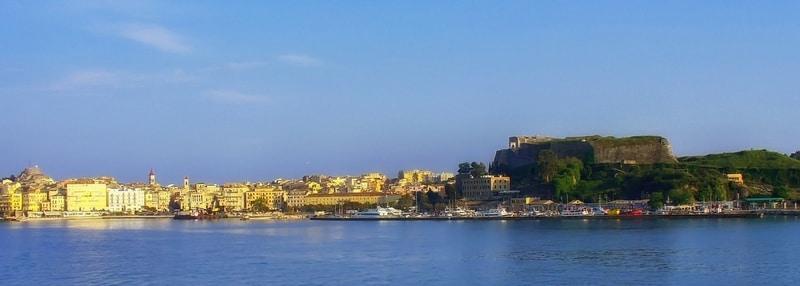 Corfu header