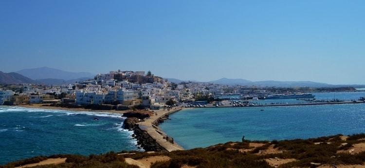 Naxos Cycladen