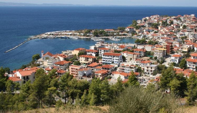 Neos Marmaras in Chalkidiki