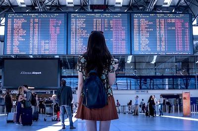 Homepage afbeelding | vertrekhal airport