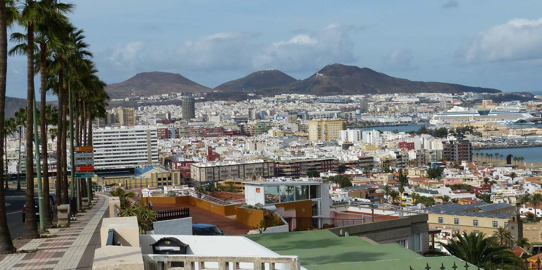 Las Palmas Gran Canaria header