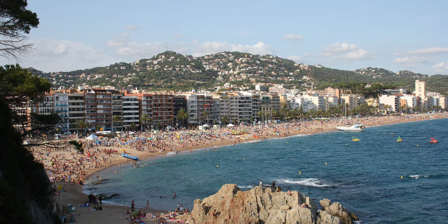 Lloret de mar header