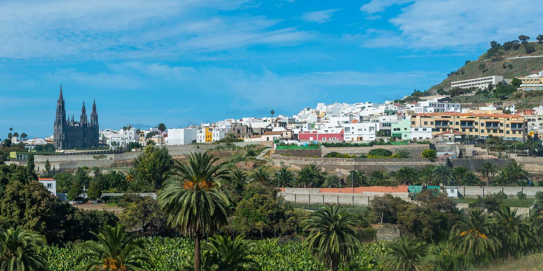 Vakantie Arucas Gran Canaria