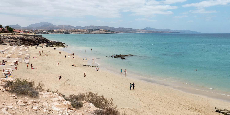 Vakantie Costa Calma op Fuerteventura