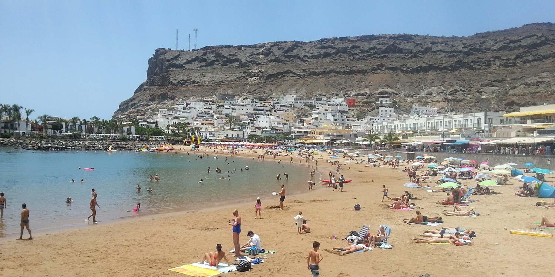 Zonvakantie Puerto de Mogán Gran Canaria