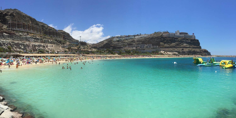 Playa Amadores Puerto Rico