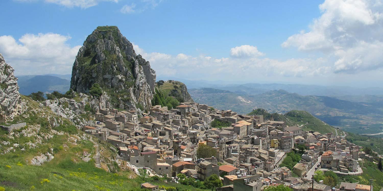 Sicilië Italië header
