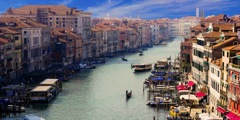 Venetië header
