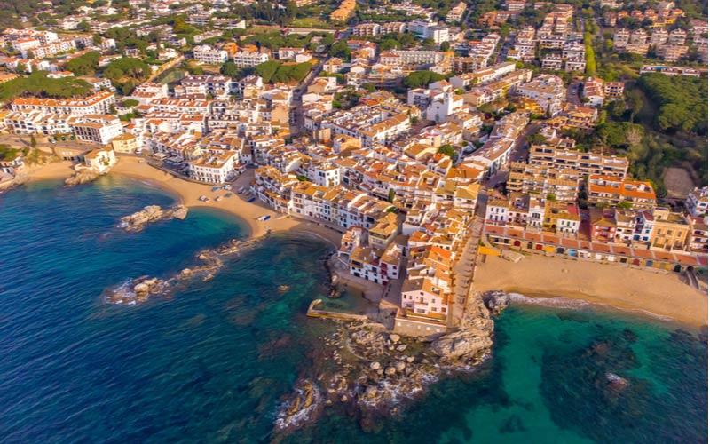 Vakantie Calella aan de Costa Brava