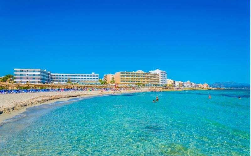 Ca'n Picafort Mallorca