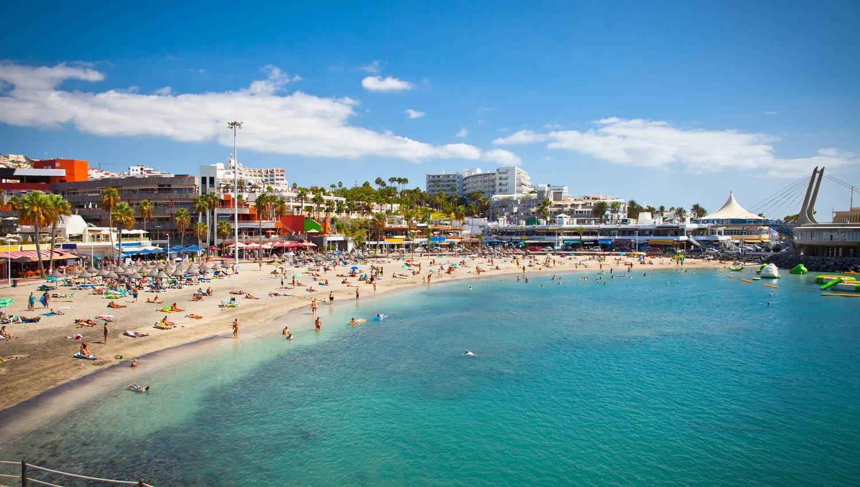 Playa de las Américas header