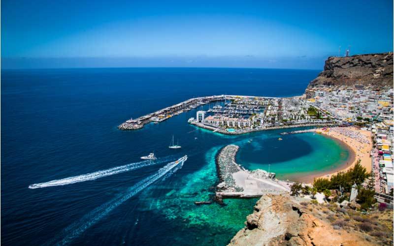 Vakantie Puerto de Mogán op Gran Canaria