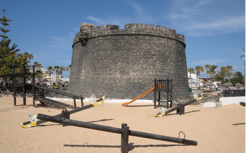 Castillo de san Buenaventura - Castillo de Caleta de Fuste