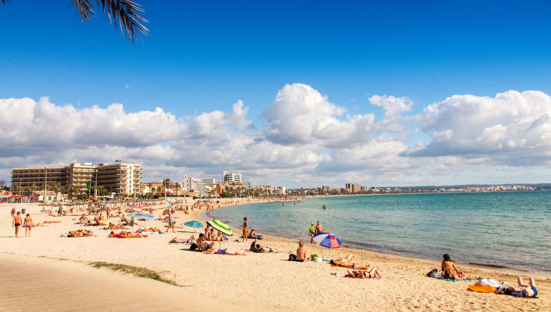 Playa de Palma header