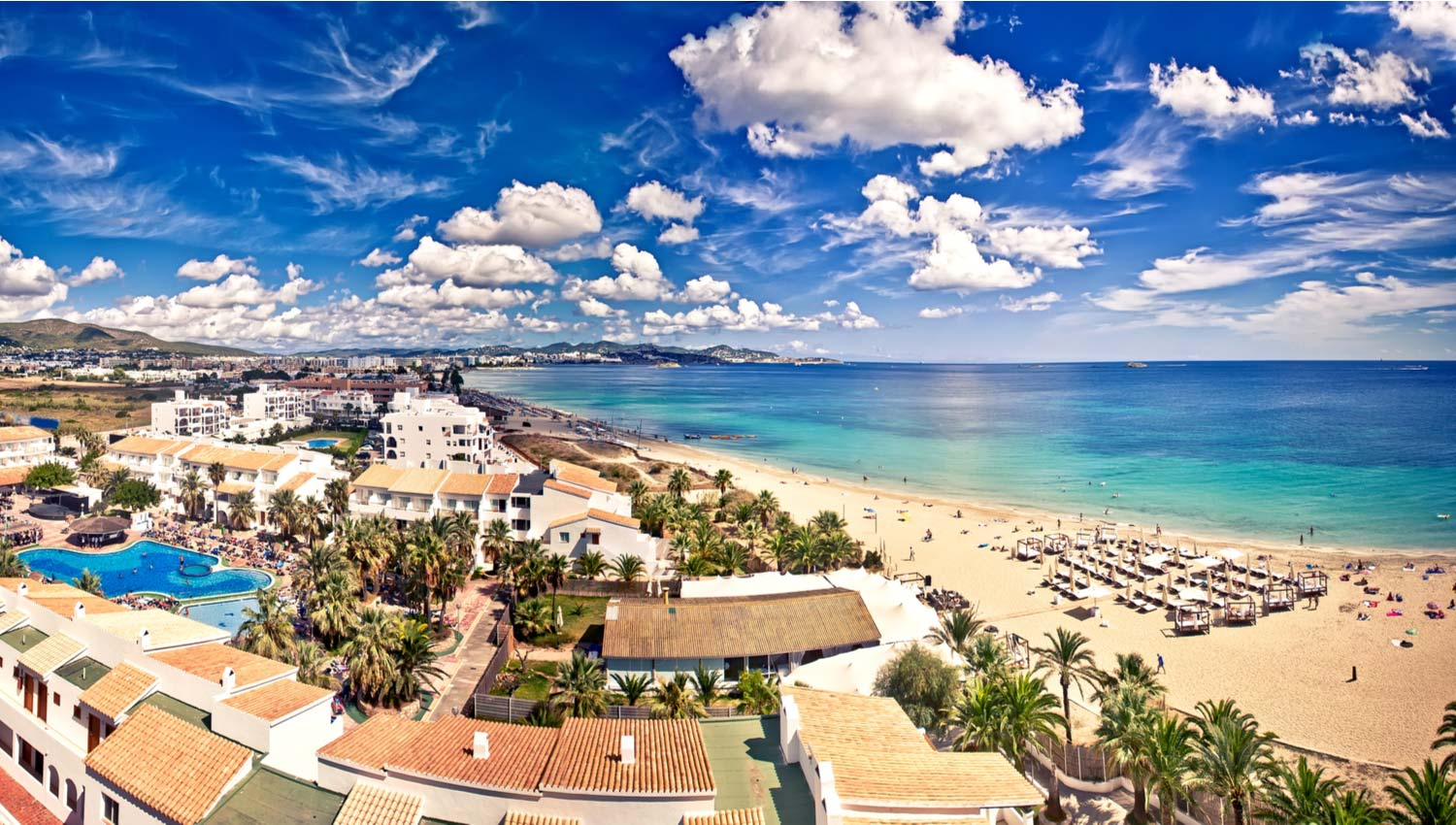 Playa d'en Bossa header