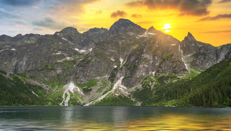 Tatra gebergte header