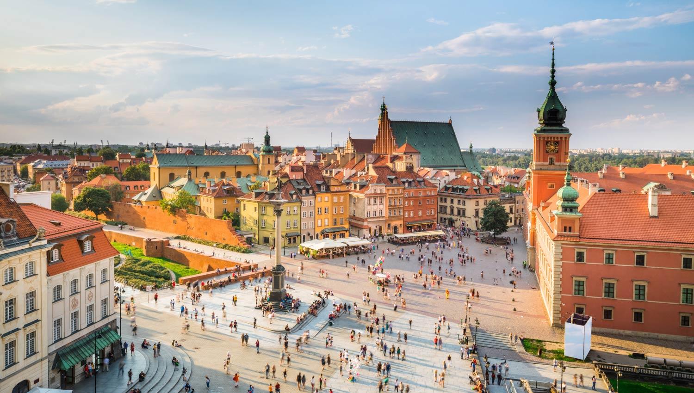 Warschau header