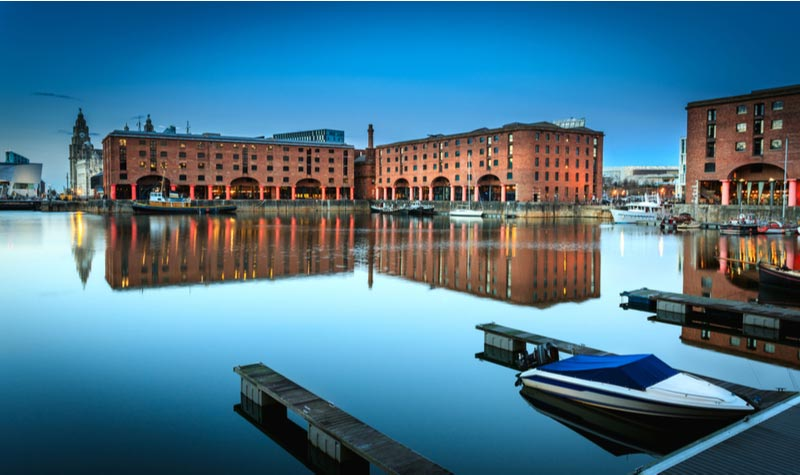 Albert Dock haven - Liverpool