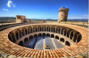 Bellver Castle - Palma de Mallorca