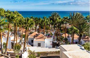 Bungalow accommodaties in Costa Calma