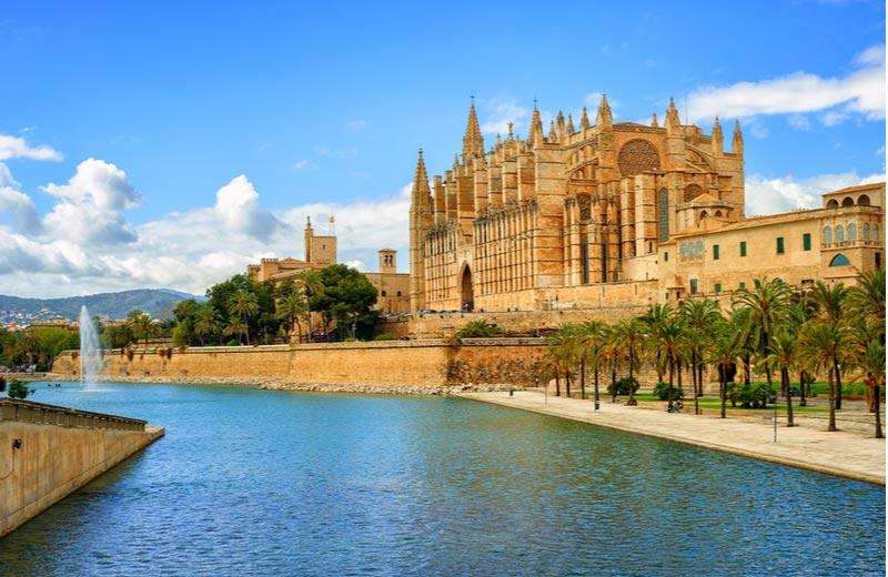 La Seu in Palma de Mallorca