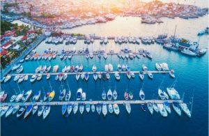Jachthaven van Marmaris