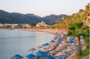 Long Beach in Marmaris
