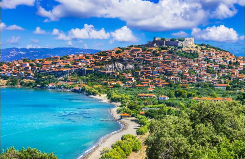 Vakantiebestemming Molyvos Lesbos
