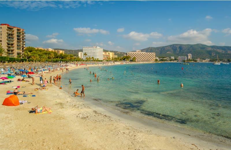 Palma Nova op Mallorca