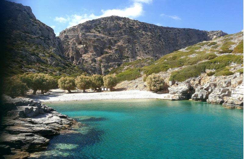 Eiland Saria - Karpathos
