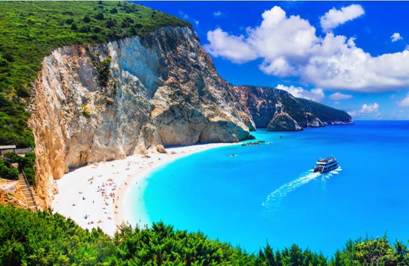 Vakantie Lefkas Griekenland