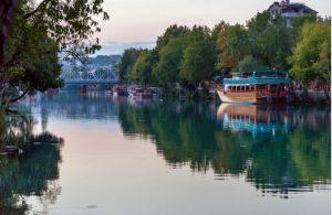 Boottocht over de Manavgat rivier