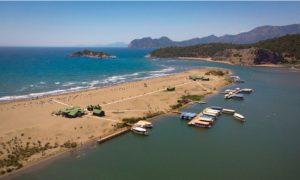 Caretta beach - Iztuzu beach