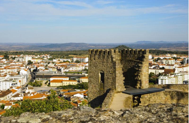 Castelo Branco in Beira Baixa