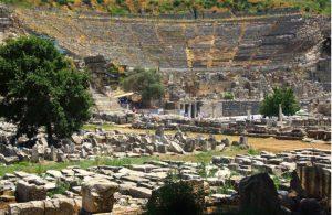 Excursie naar Ephesus op Marmaris