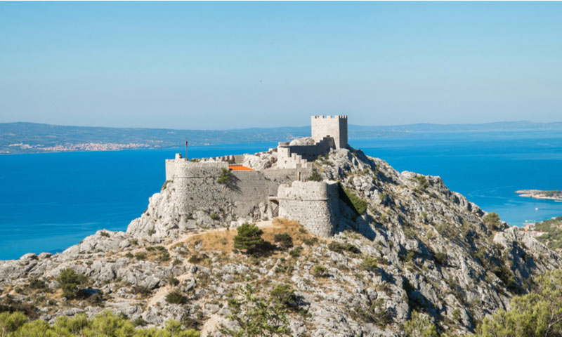 Fort Starigrad in Omis