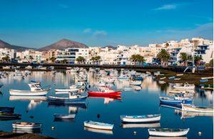 Vakantie naar Arrecife